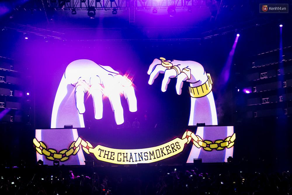 Đêm diễn The Chainsmokers: Chưa bao giờ Việt Nam có một show EDM xịn đét đến như vậy! - Ảnh 11.