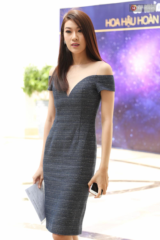 Sơ khảo HHHV: Host Phạm Hương tỏa sáng cùng vương miện, Mâu Thủy nổi bật trong dàn thí sinh - Ảnh 11.