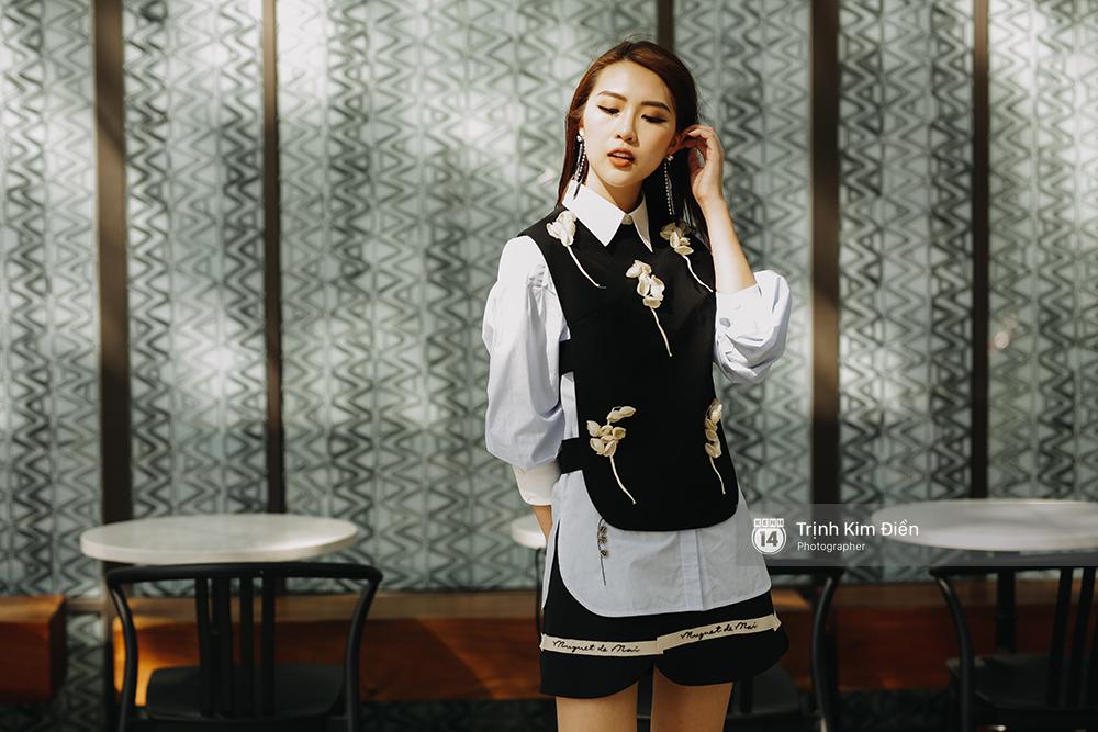 Trước thềm Hoa hậu Liên lục địa, Tường Linh lần đầu lên tiếng về việc lộ ảnh giường chiếu - Ảnh 4.
