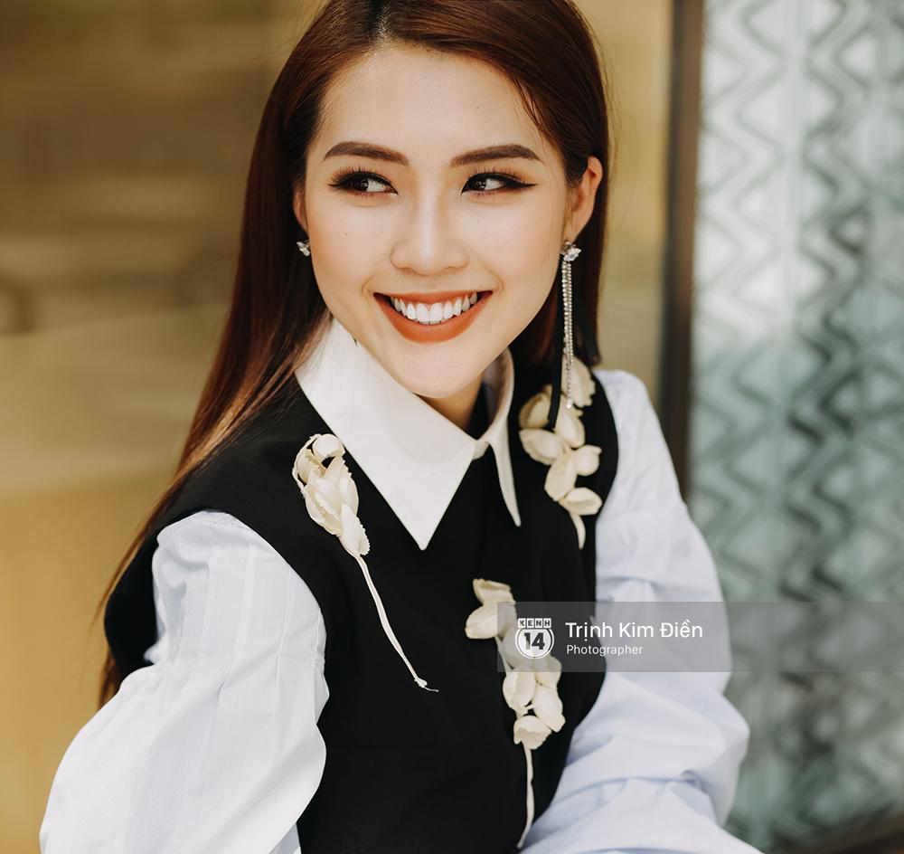 Trước thềm Hoa hậu Liên lục địa, Tường Linh lần đầu lên tiếng về việc lộ ảnh giường chiếu - Ảnh 3.
