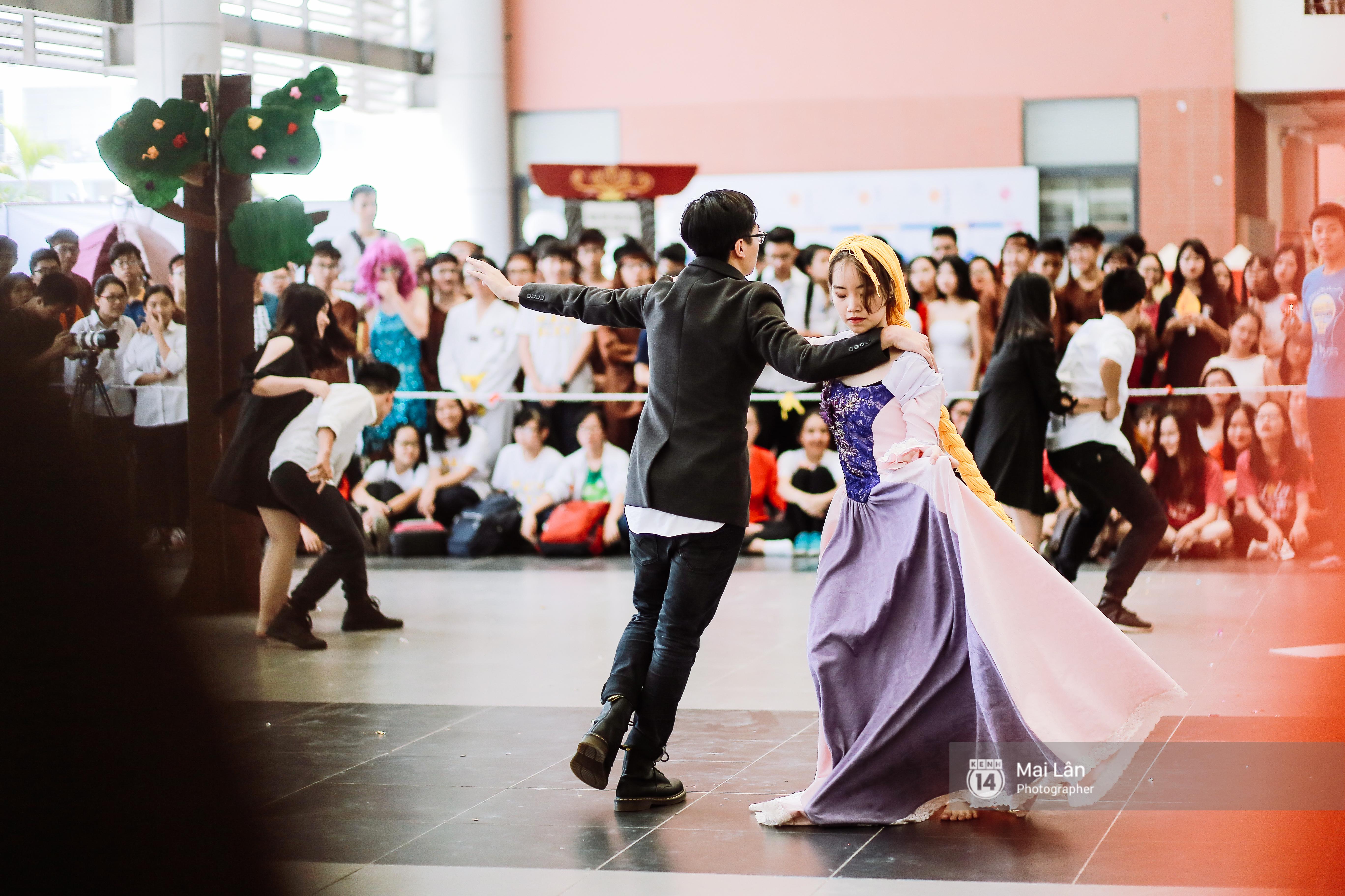 """NHAT'17: Teen Ams trổ tài diễn xuất, vũ đạo """"đỉnh cao"""" với Ngày Hội Nhạc Kịch Port to Oland! - Ảnh 3."""