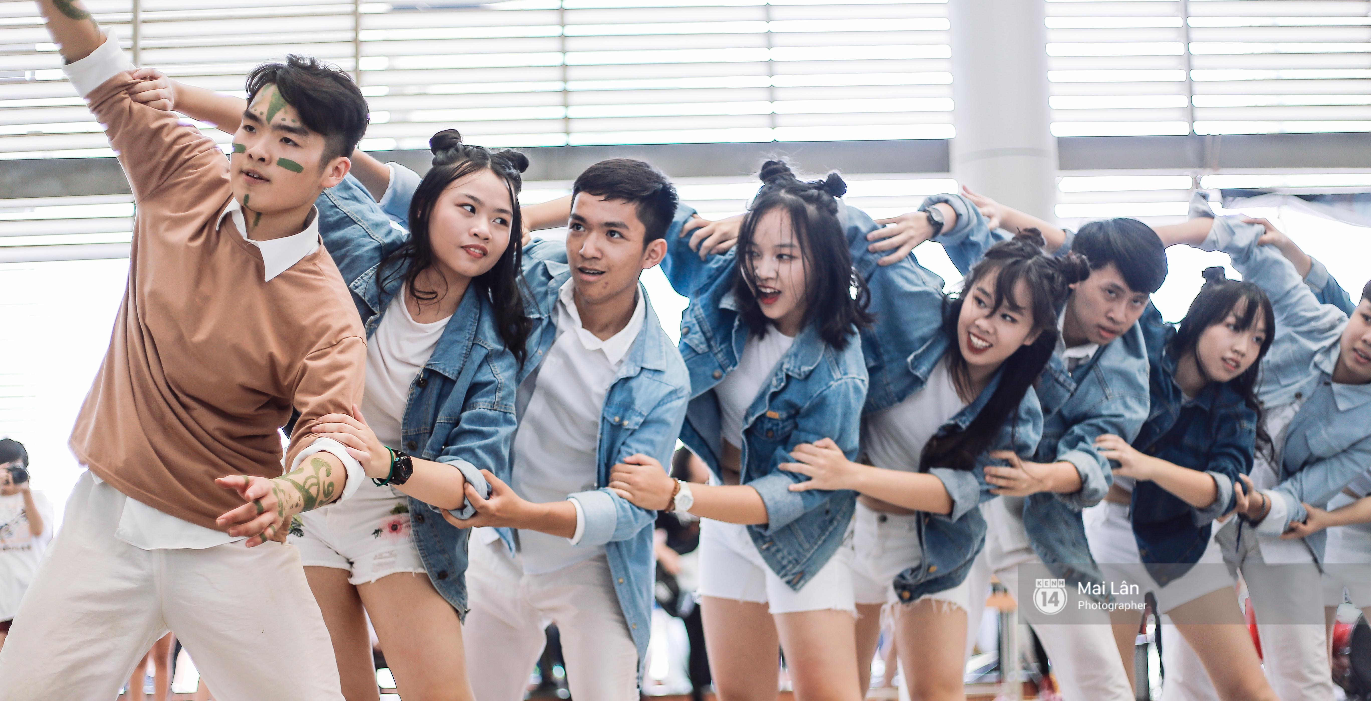 """NHAT'17: Teen Ams trổ tài diễn xuất, vũ đạo """"đỉnh cao"""" với Ngày Hội Nhạc Kịch Port to Oland! - Ảnh 12."""