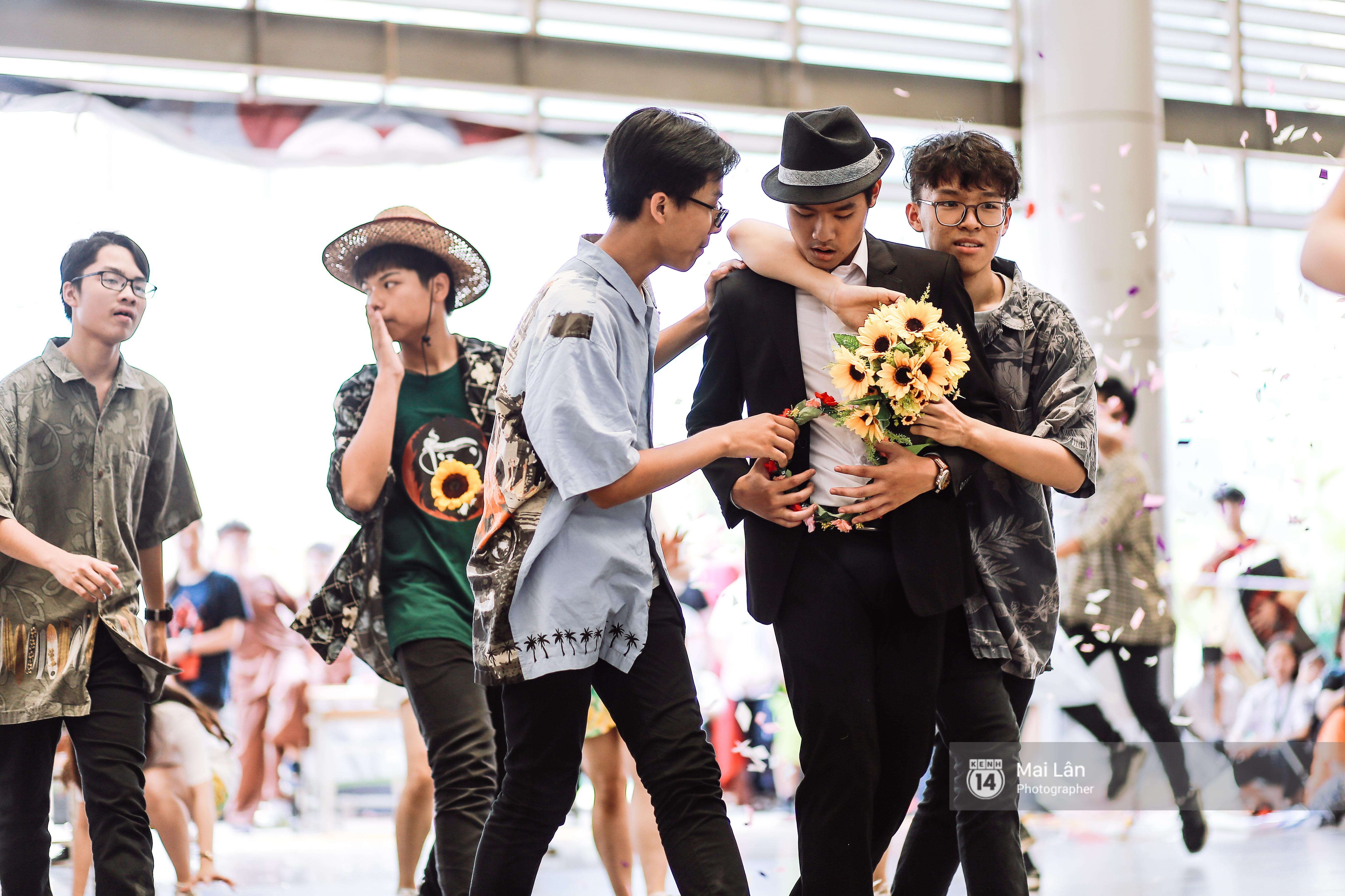 """NHAT'17: Teen Ams trổ tài diễn xuất, vũ đạo """"đỉnh cao"""" với Ngày Hội Nhạc Kịch Port to Oland! - Ảnh 5."""