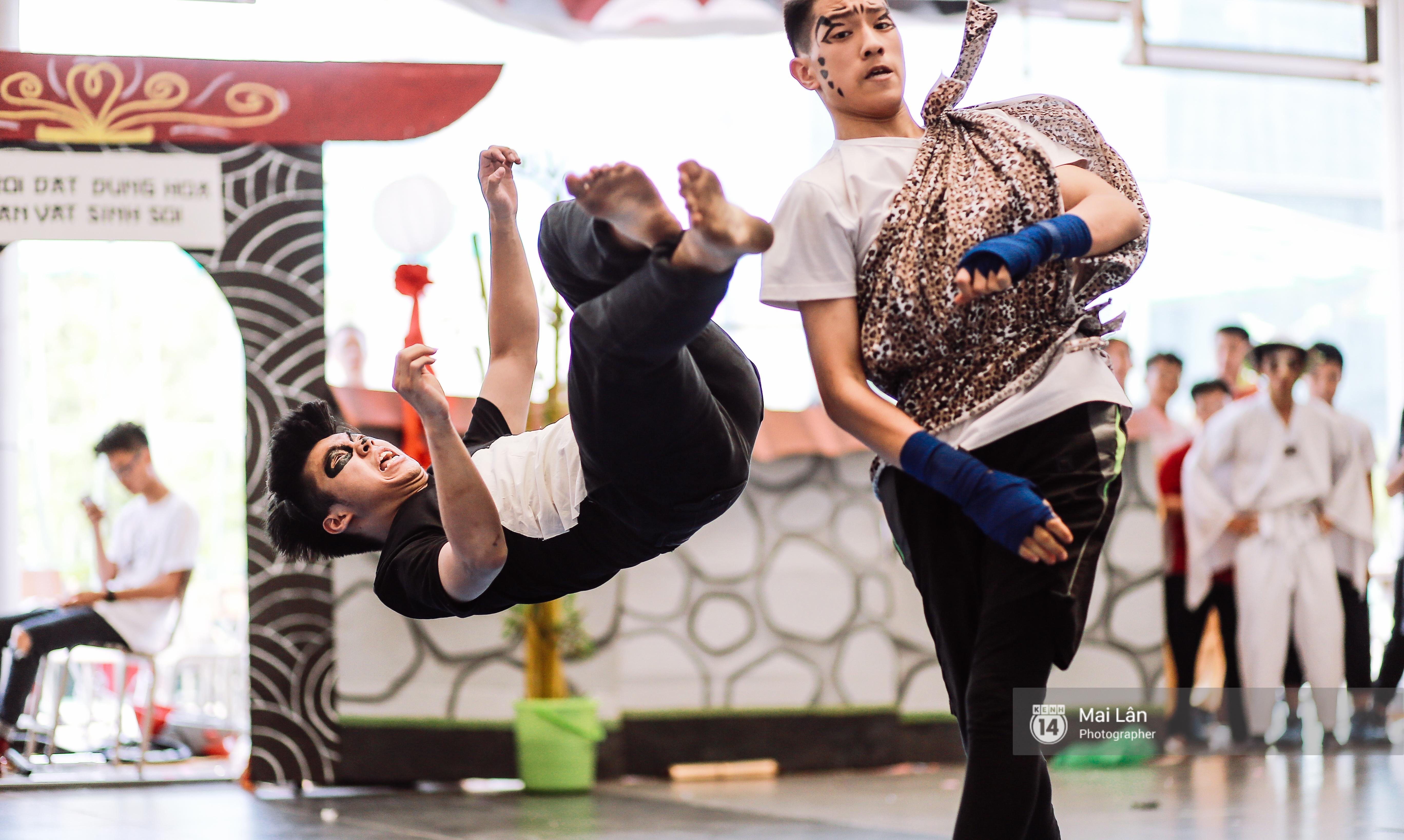 """NHAT'17: Teen Ams trổ tài diễn xuất, vũ đạo """"đỉnh cao"""" với Ngày Hội Nhạc Kịch Port to Oland! - Ảnh 14."""
