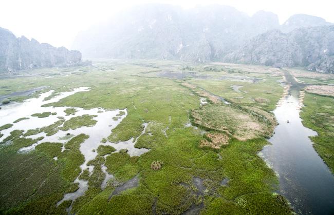 Sau Kong: Skull Island, hãy tới ngay Ninh Bình vì mùa xuân đang là thời điểm nơi đây đẹp nhất! - Ảnh 5.