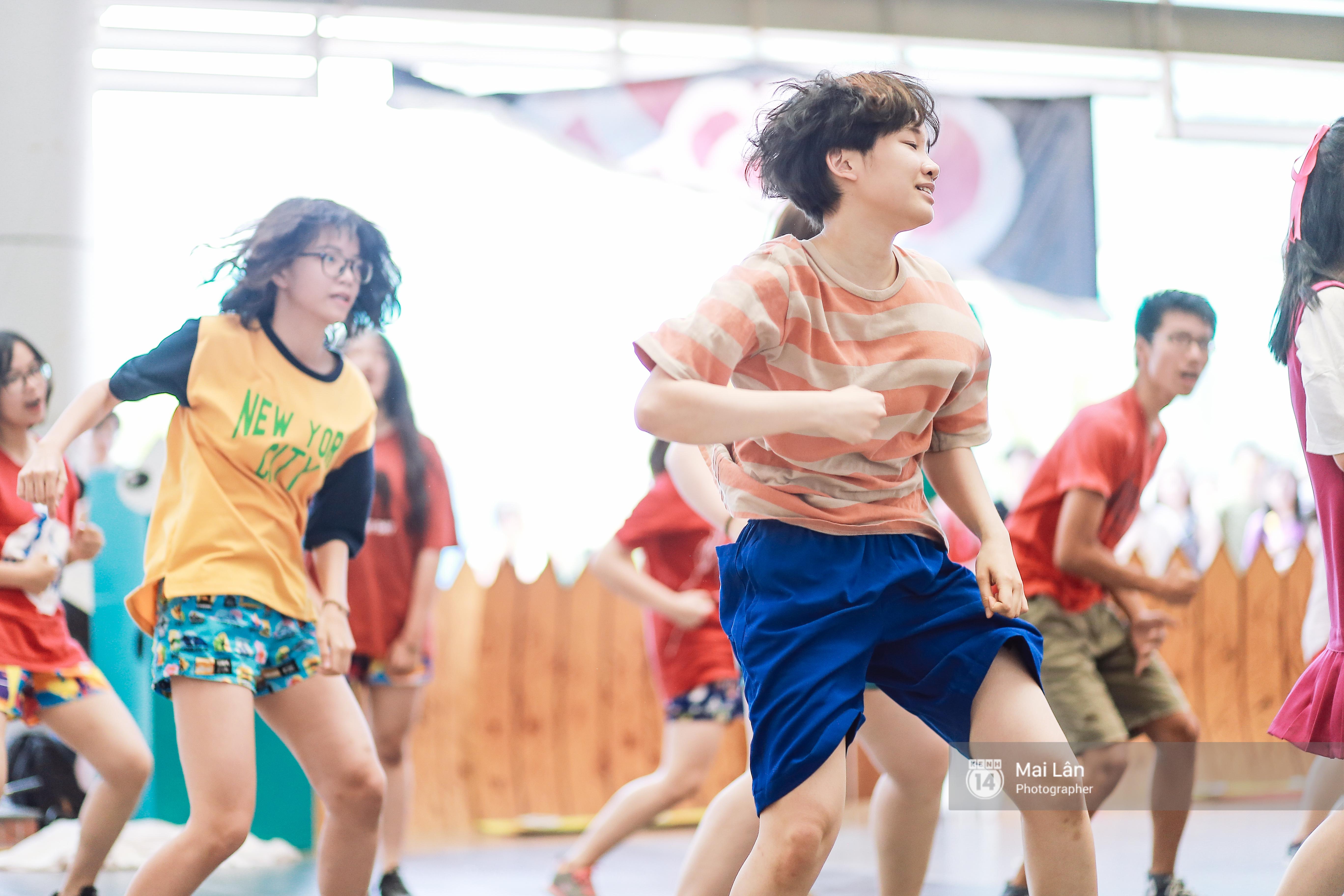 """NHAT'17: Teen Ams trổ tài diễn xuất, vũ đạo """"đỉnh cao"""" với Ngày Hội Nhạc Kịch Port to Oland! - Ảnh 16."""