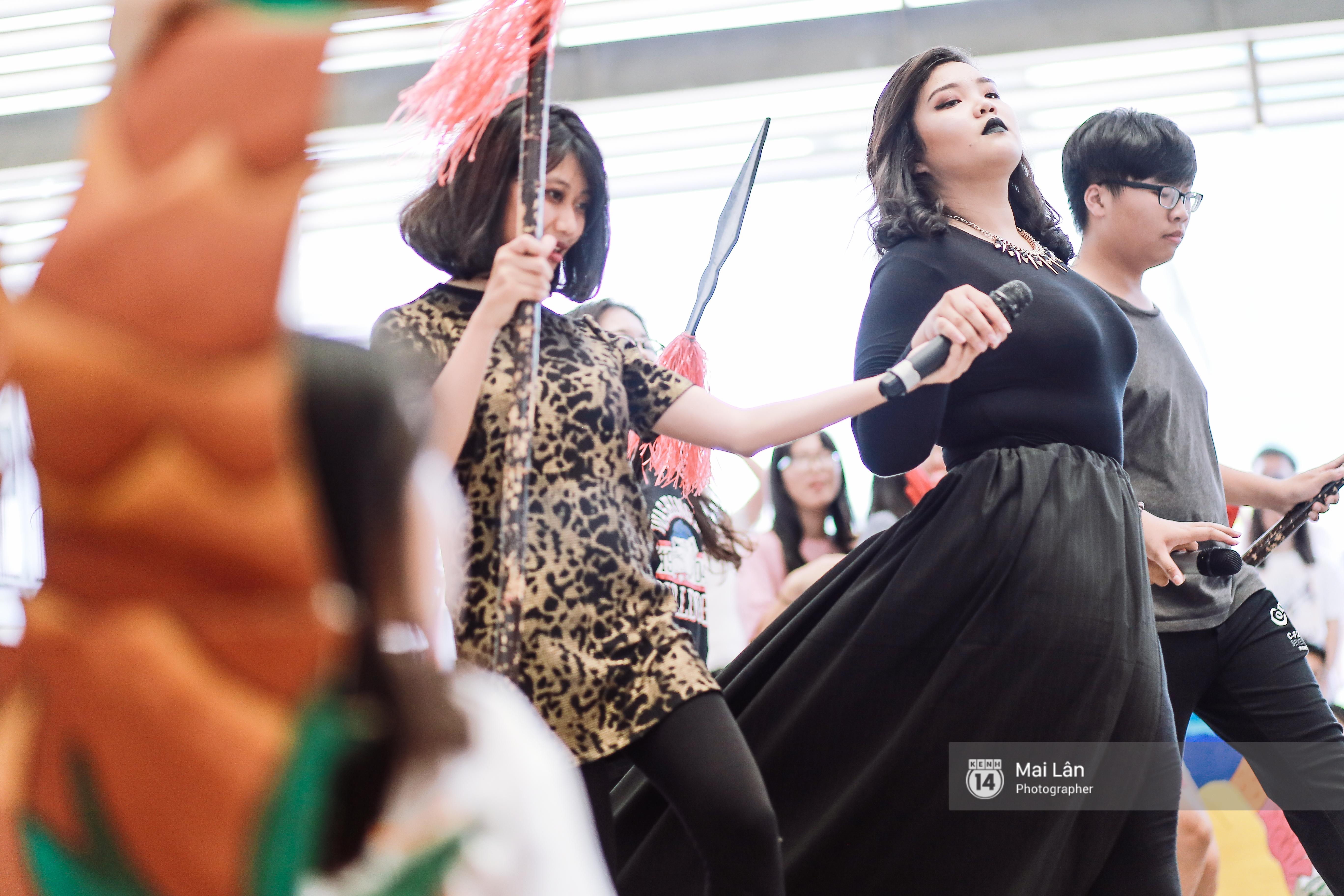 """NHAT'17: Teen Ams trổ tài diễn xuất, vũ đạo """"đỉnh cao"""" với Ngày Hội Nhạc Kịch Port to Oland! - Ảnh 17."""