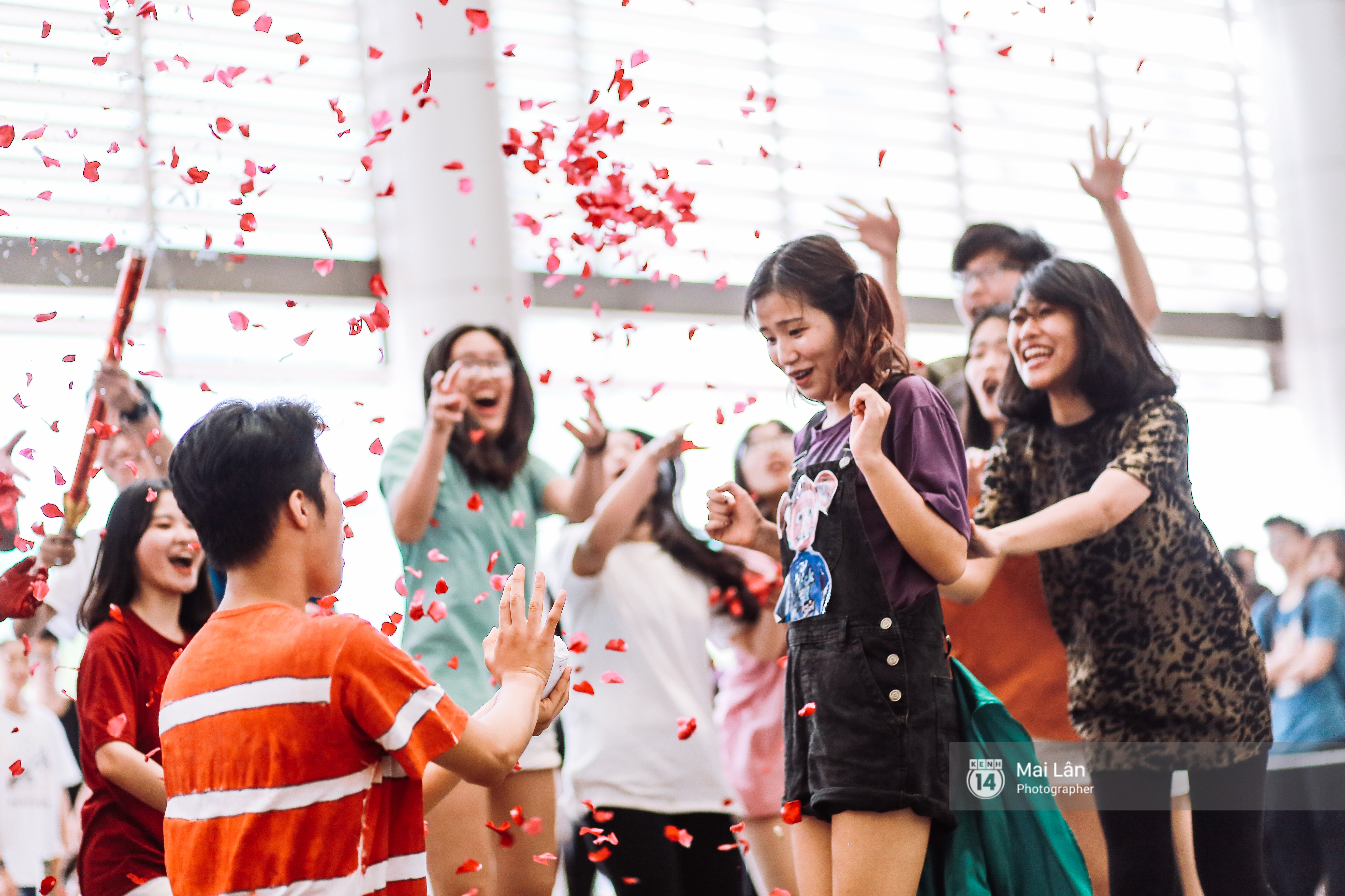 """NHAT'17: Teen Ams trổ tài diễn xuất, vũ đạo """"đỉnh cao"""" với Ngày Hội Nhạc Kịch Port to Oland! - Ảnh 7."""