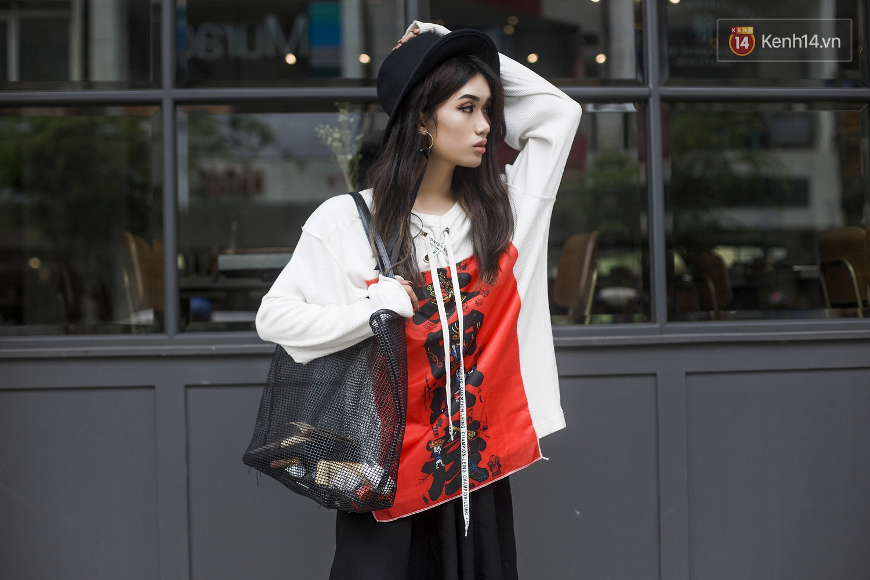 Ngắm street style tươi roi rói của giới trẻ 2 miền, bạn sẽ thấy thích diện đồ màu mè ngay lập tức - Ảnh 13.