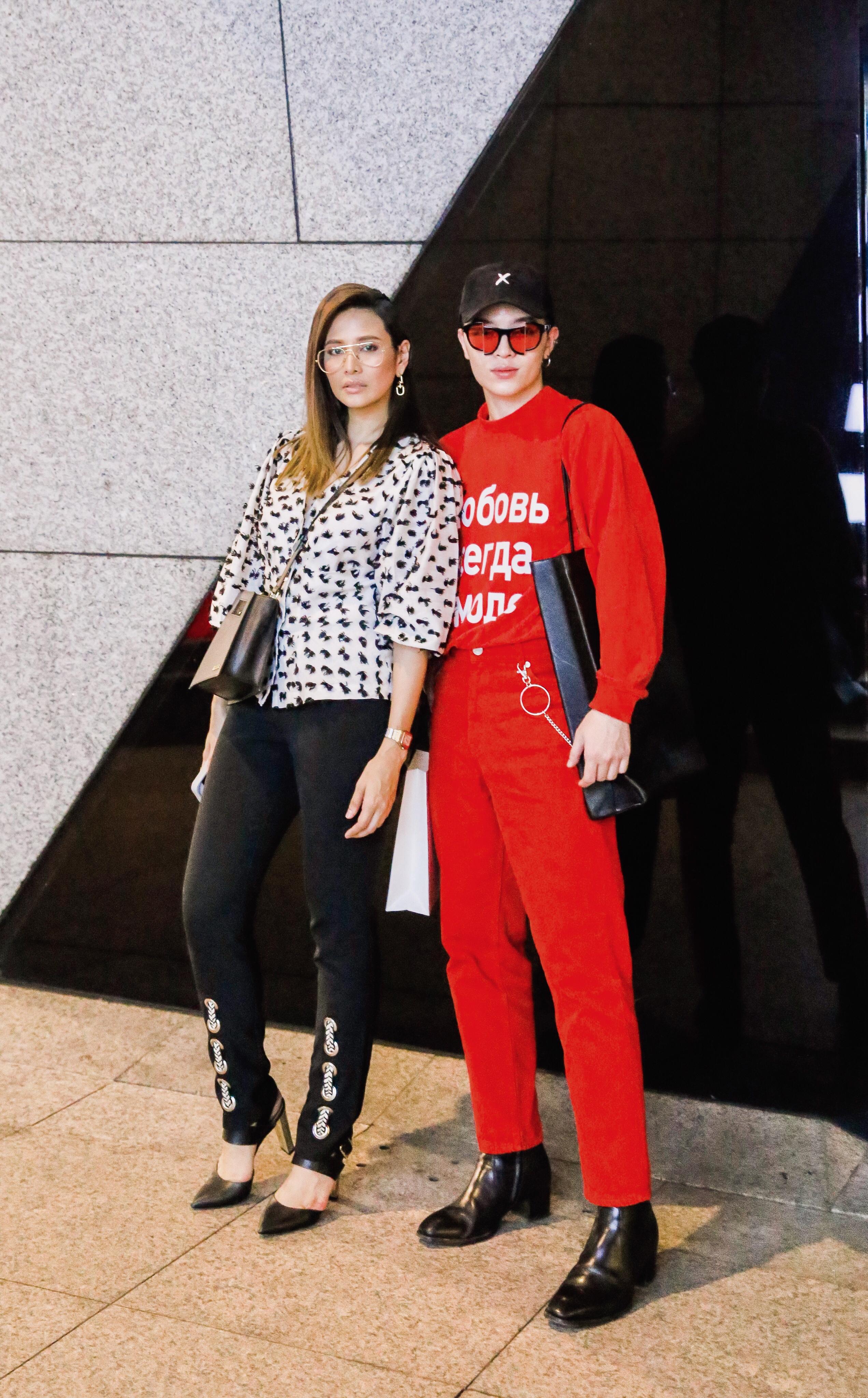 Lần đầu đến Malaysia dự fashion week, Kelbin Lei không ngờ giới trẻ ở đây biết rõ về mình - Ảnh 2.