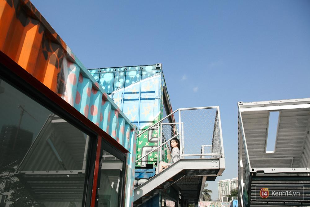 Rồi cũng tới ngày giới trẻ Sài Gòn có The Factory - khu nghệ thuật đương đại đúng nghĩa đầu tiên, mới lạ và ấn tượng! - Ảnh 3.