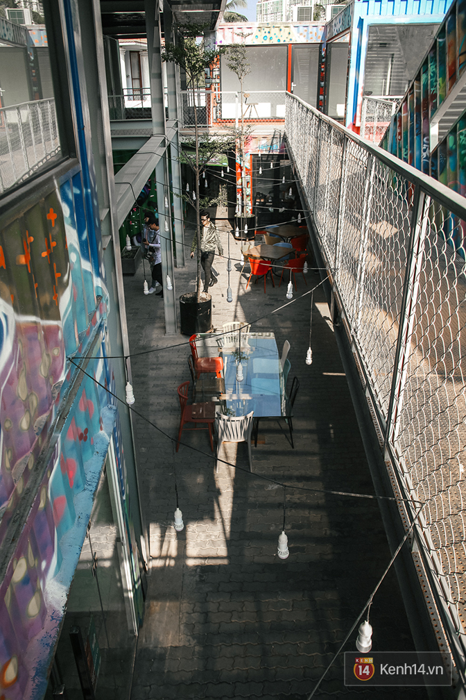 Rồi cũng tới ngày giới trẻ Sài Gòn có The Factory - khu nghệ thuật đương đại đúng nghĩa đầu tiên, mới lạ và ấn tượng! - Ảnh 14.