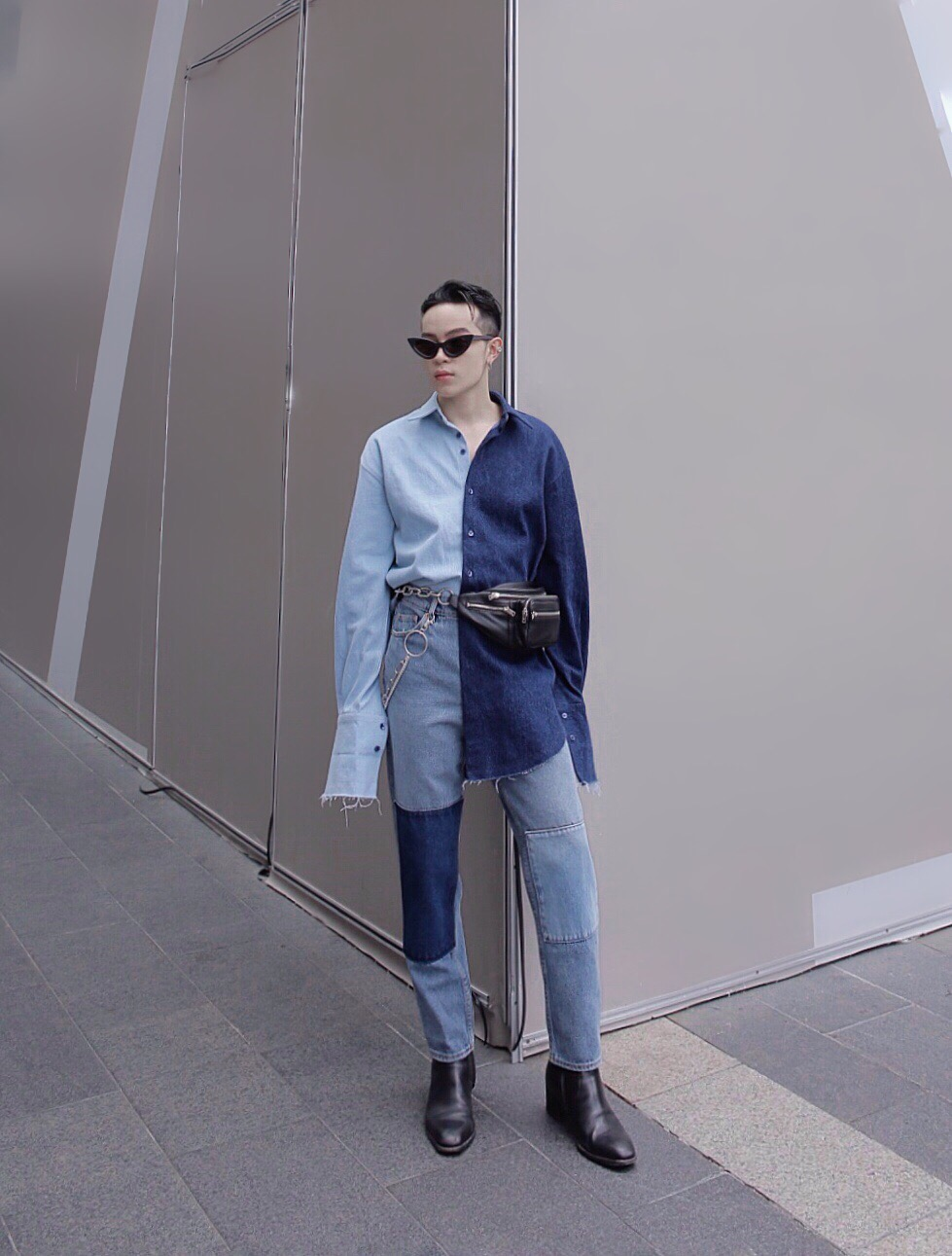Lần đầu đến Malaysia dự fashion week, Kelbin Lei không ngờ giới trẻ ở đây biết rõ về mình - Ảnh 4.