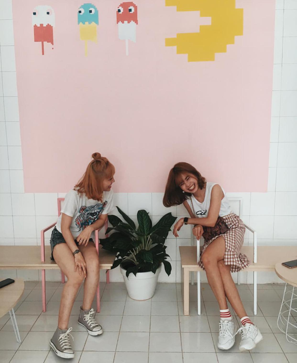 Giới trẻ Sài Gòn đang thi nhau check-in ở hai quán cực xinh này! - Ảnh 11.