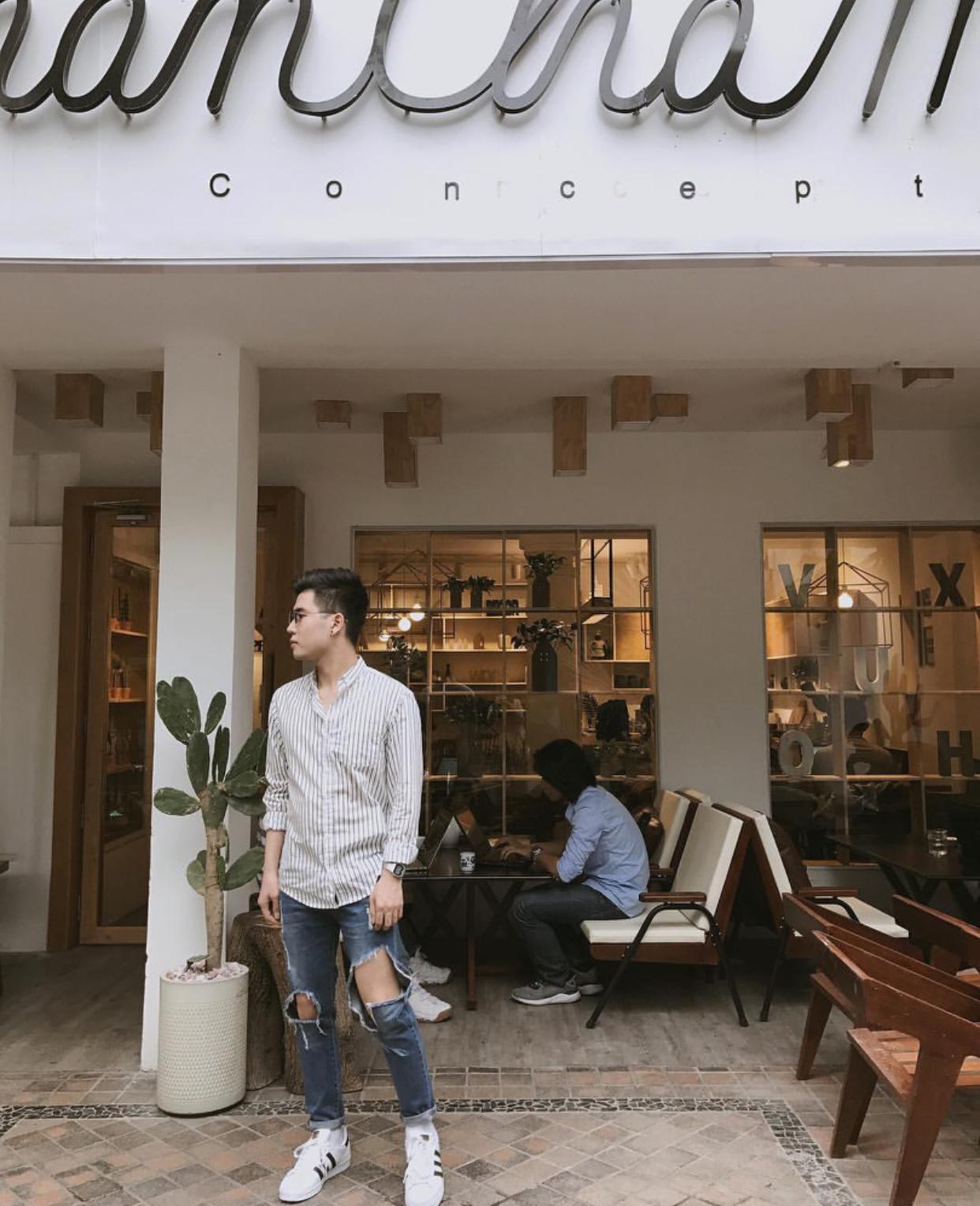 Giới trẻ Sài Gòn đang thi nhau check-in ở hai quán cực xinh này! - Ảnh 27.