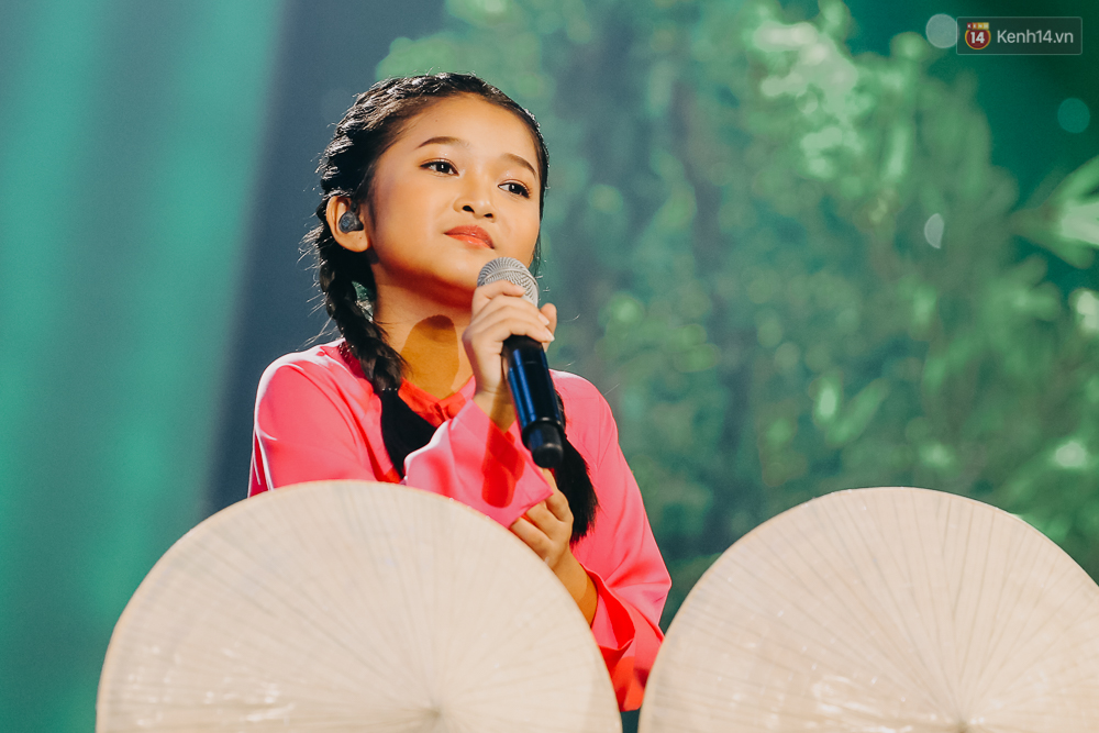 Cậu bé 12 tuổi Thiên Khôi chiến thắng Vietnam Idol Kids mùa 2 một cách áp đảo! - Ảnh 19.