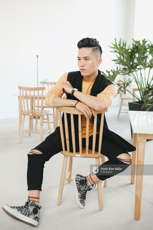 Hot boy Anh Tú (team Đông Nhi): Nói tôi giống Sơn Tùng không sao cả, nhưng tôi thần tượng G-Dragon! - Ảnh 7.