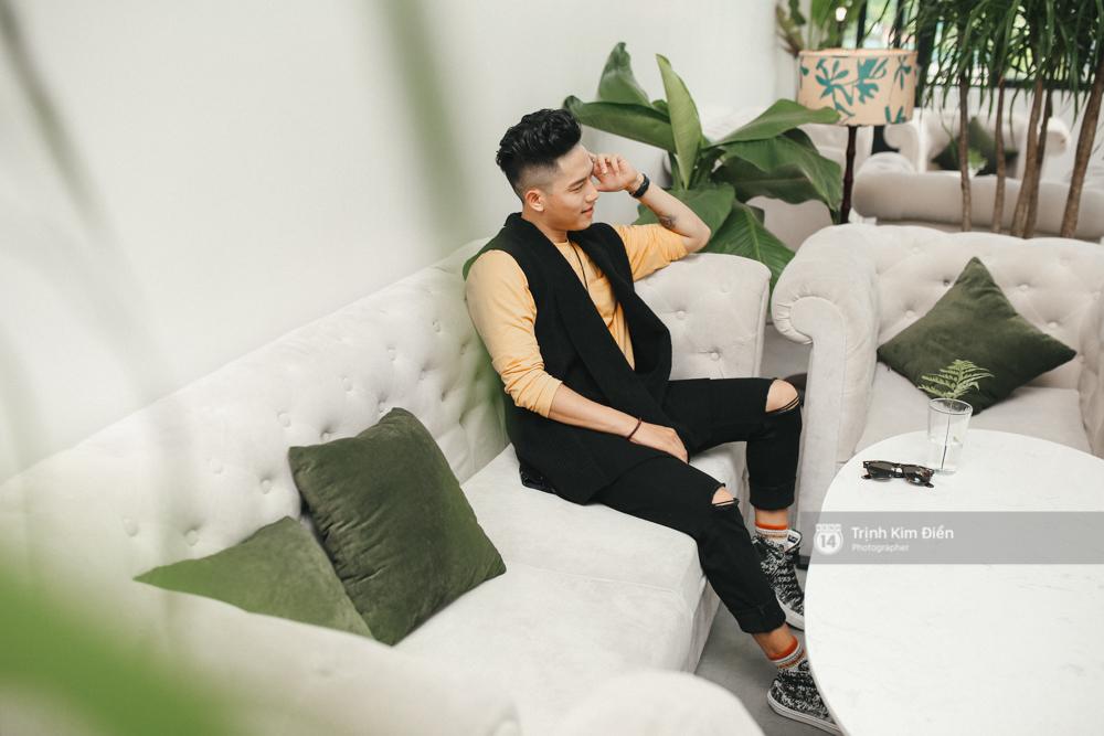 Hot boy Anh Tú (team Đông Nhi): Nói tôi giống Sơn Tùng không sao cả, nhưng tôi thần tượng G-Dragon! - Ảnh 9.