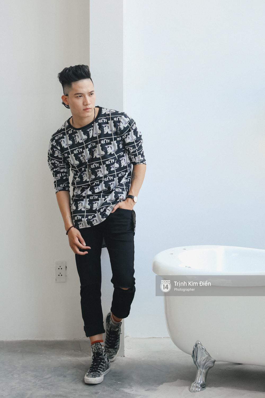 Hot boy Anh Tú (team Đông Nhi): Nói tôi giống Sơn Tùng không sao cả, nhưng tôi thần tượng G-Dragon! - Ảnh 5.
