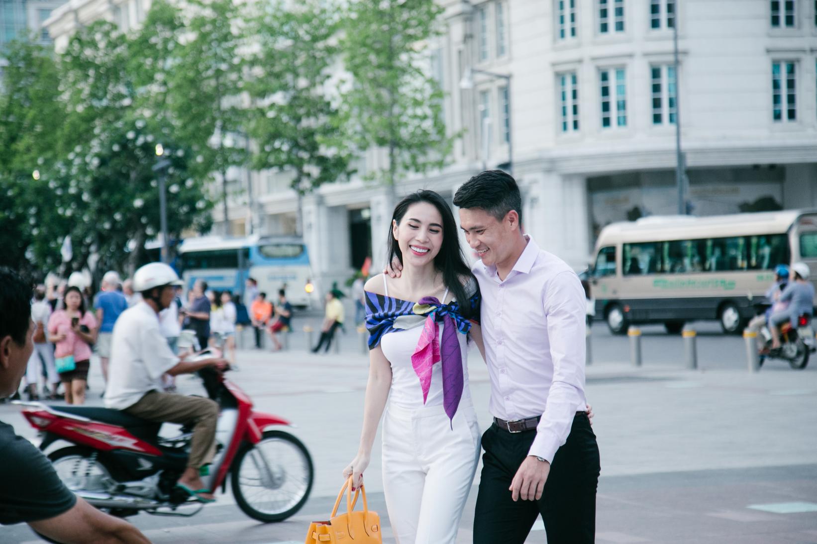 Công Vinh - Thủy Tiên lên kênh truyền hình thể thao số 1 thế giới - Ảnh 3.