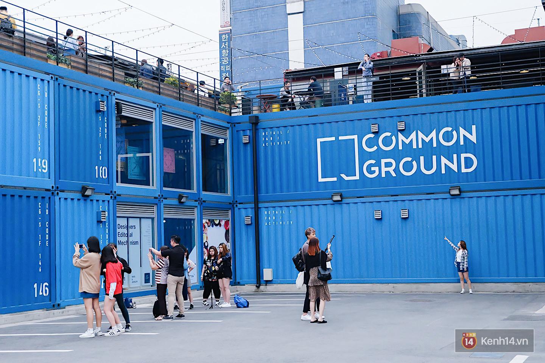 Common Ground - khu concept mall làm từ container siêu chất của giới trẻ Seoul - Ảnh 24.