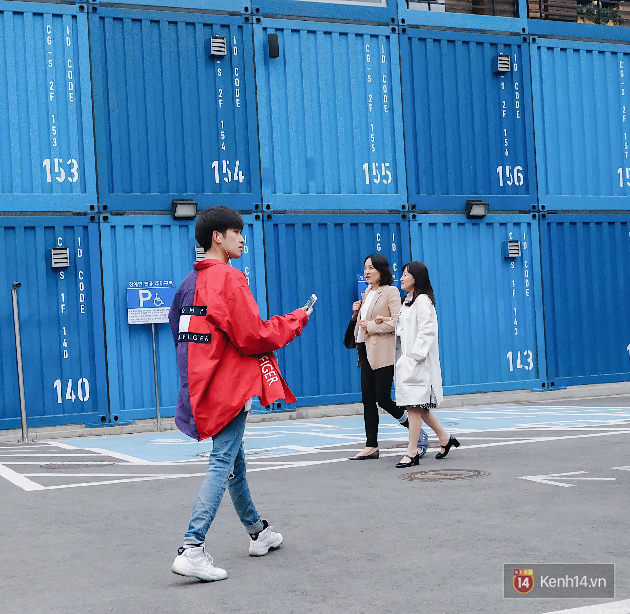 Common Ground - khu concept mall làm từ container siêu chất của giới trẻ Seoul - Ảnh 23.