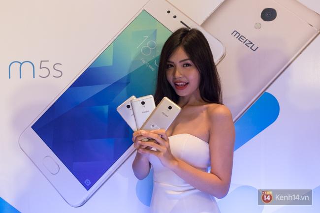 Meizu giới thiệu bộ ba smartphone M5 tại thị trường Việt Nam, giá từ 3,1 triệu đồng - Ảnh 1.