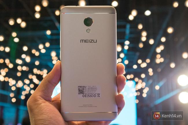 Meizu giới thiệu bộ ba smartphone M5 tại thị trường Việt Nam, giá từ 3,1 triệu đồng - Ảnh 7.