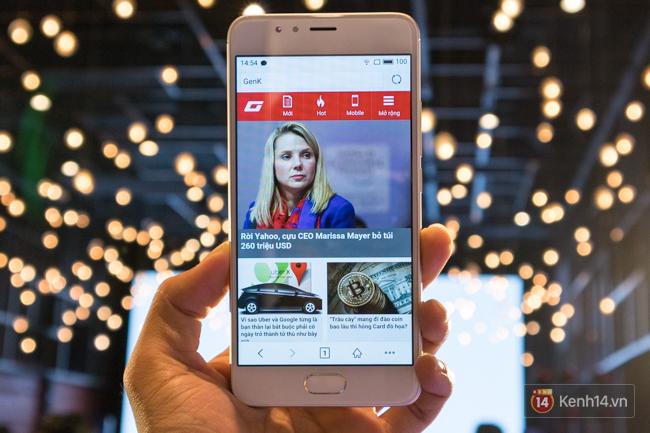 Meizu giới thiệu bộ ba smartphone M5 tại thị trường Việt Nam, giá từ 3,1 triệu đồng - Ảnh 6.