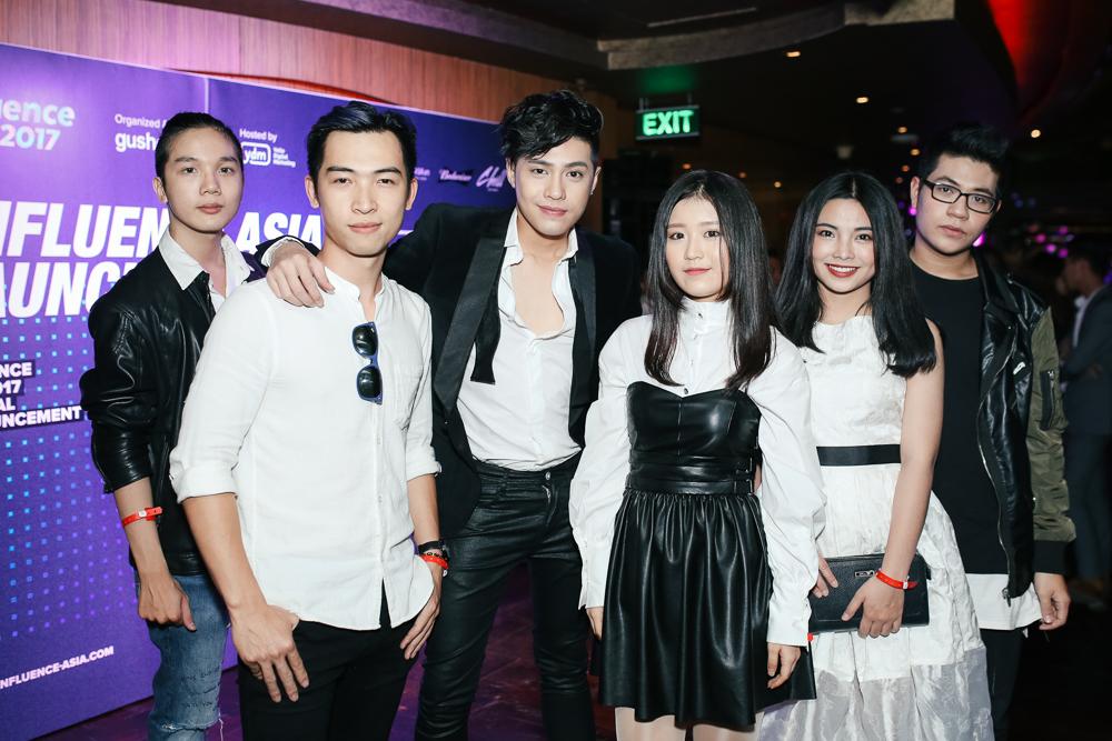 Hàng loạt các cặp đôi hot nhất đã có mặt trong buổi ra mắt giải thưởng Influence Asia tại Việt Nam! - Ảnh 15.