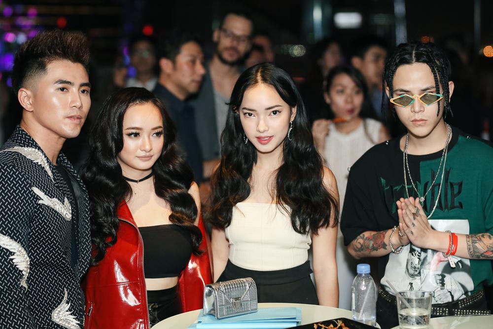 Hàng loạt các cặp đôi hot nhất đã có mặt trong buổi ra mắt giải thưởng Influence Asia tại Việt Nam! - Ảnh 9.