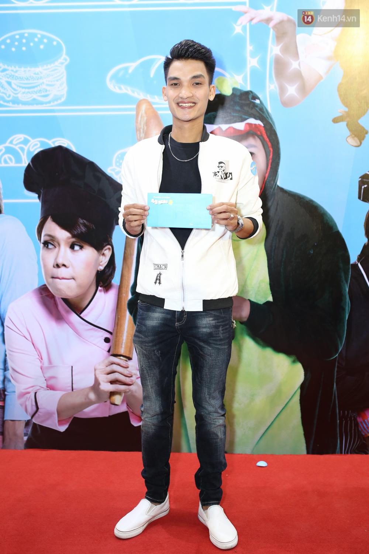 Bị nghi có bầu vì bụng bự, Hari Won quyết tâm giảm cân và diện đầm khoe chân ngực gợi cảm - Ảnh 13.