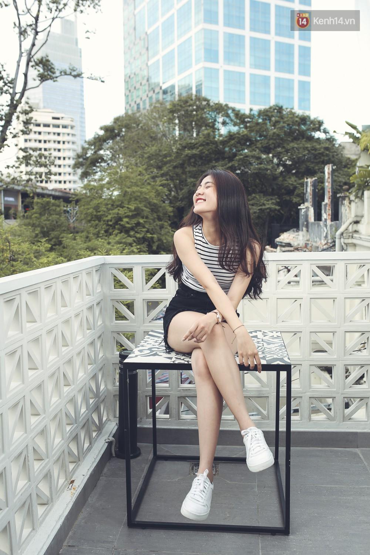 4 cô nàng xinh đẹp hot nhất Instagram Việt năm 2017 là ai? - Ảnh 9.