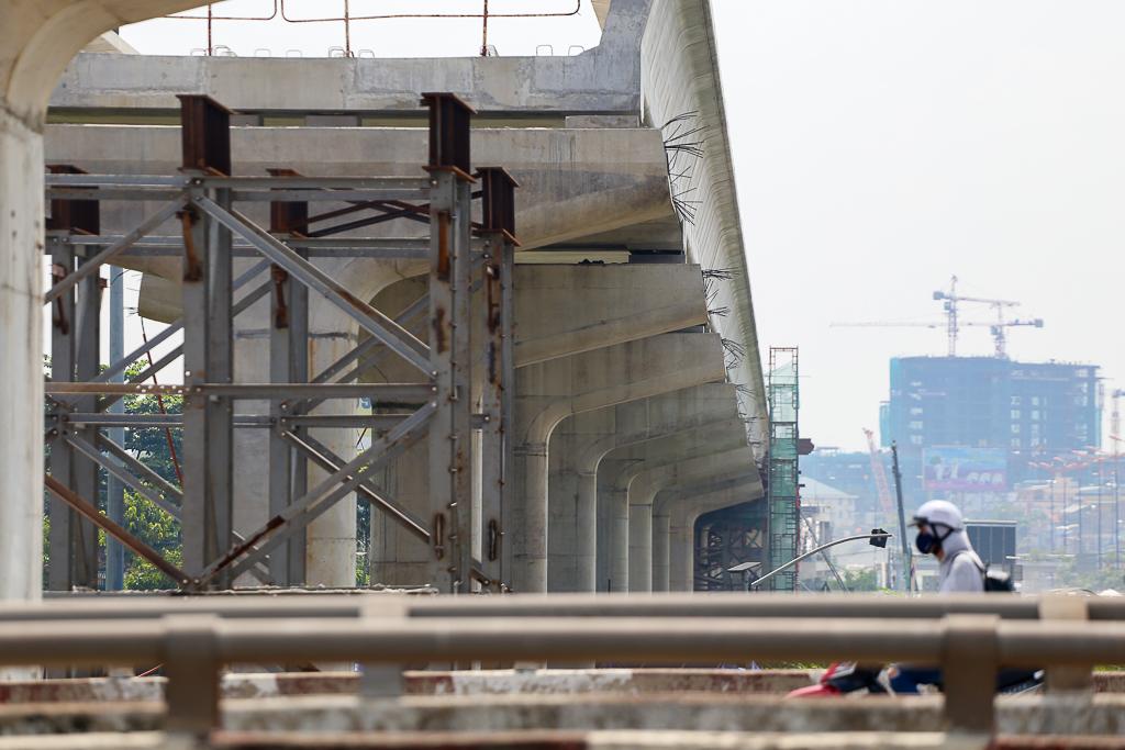 Clip toàn cảnh tuyến Metro Bến Thành - Suối Tiên đang thành hình rõ dáng sau 5 năm thi công - Ảnh 15.