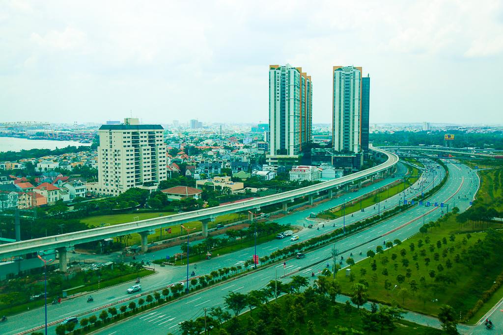 Clip toàn cảnh tuyến Metro Bến Thành - Suối Tiên đang thành hình rõ dáng sau 5 năm thi công - Ảnh 8.