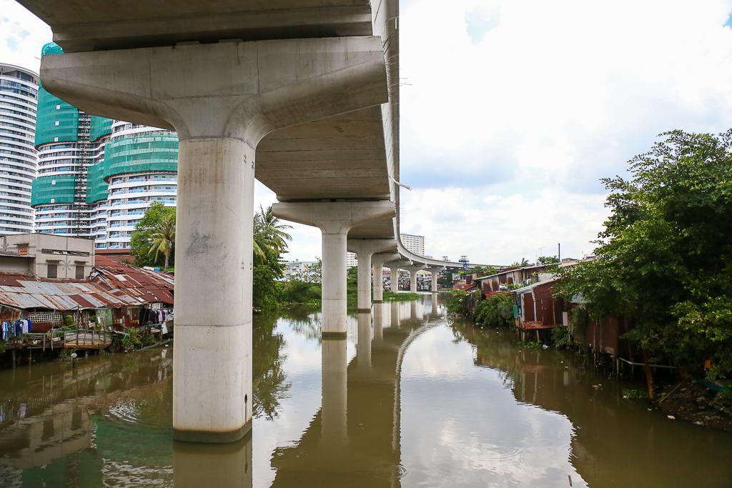 Clip toàn cảnh tuyến Metro Bến Thành - Suối Tiên đang thành hình rõ dáng sau 5 năm thi công - Ảnh 4.