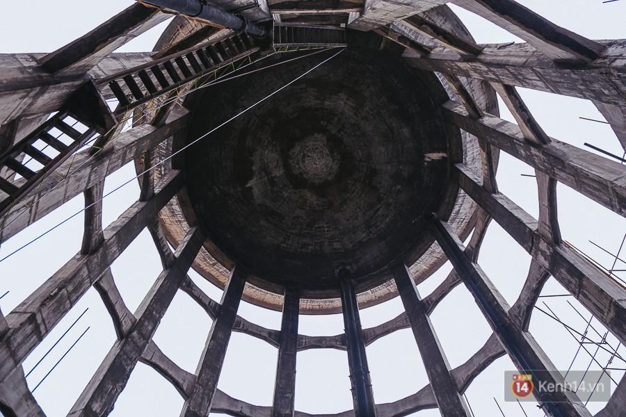 Thủy đài sau khi được tháo dỡ sẽ làm hồ chứa nước ngầm cũng như phục vụ công tác phòng cháy chữa cháy trên địa bàn.