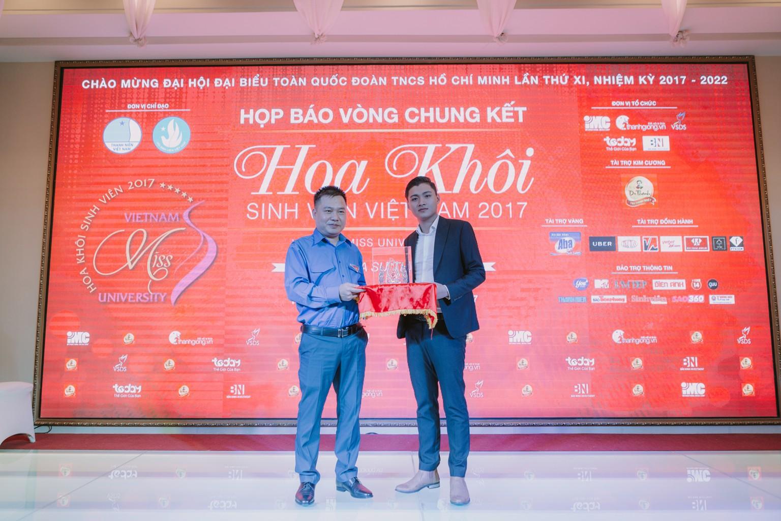 Cuối tuần này, 45 nữ sinh tài năng nhất sẽ cùng tranh tài trong đêm Chung kết Hoa khôi sinh viên Việt Nam - Ảnh 3.