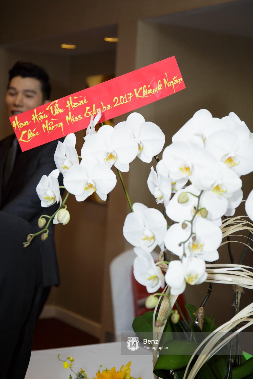 Vừa về tới Việt Nam, Khánh Ngân trích 150 triệu đồng giải thưởng Miss Globe hỗ trợ bà con trong vùng bão lũ - Ảnh 10.