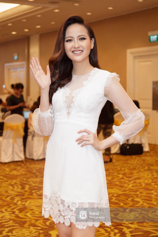 Vừa về tới Việt Nam, Khánh Ngân trích 150 triệu đồng giải thưởng Miss Globe hỗ trợ bà con trong vùng bão lũ - Ảnh 1.