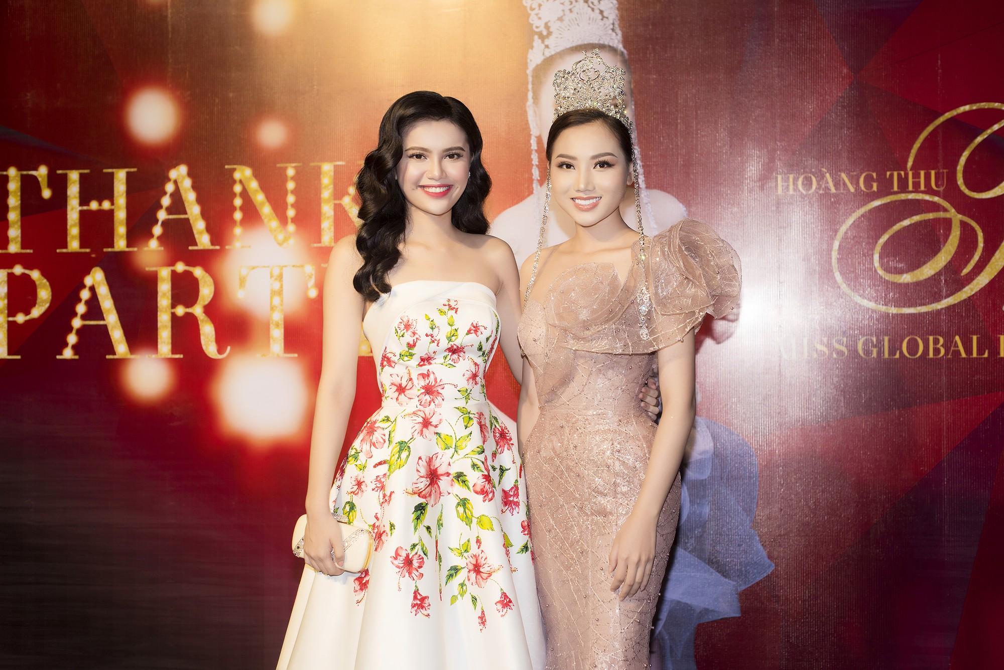 Cặp chị em Hoa hậu Diệu Hân - Á hậu Diệu Thùy rạng rỡ khoe sắc tại sự kiện - Ảnh 8.