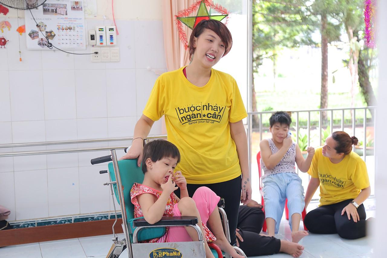 Hành trình cởi bỏ 30kg trọng lượng cơ thể của Thanh Huyền - tân Quán quân Bước nhảy ngàn cân - Ảnh 12.