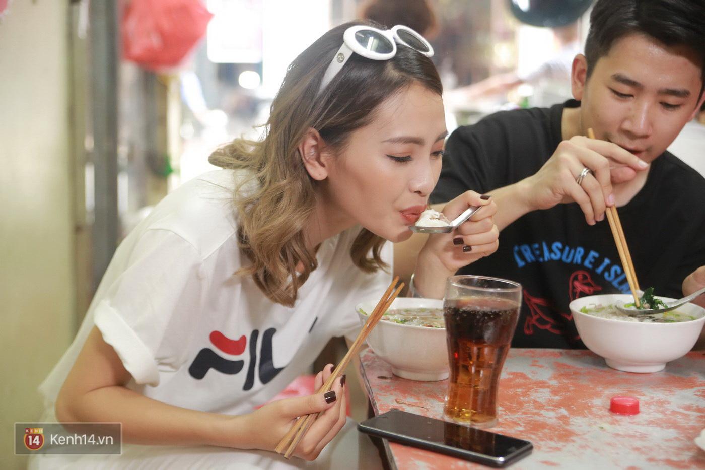 Đói Chưa Nhỉ: Theo chân 2 MC Bữa trưa vui vẻ tới quán phở nổi tiếng nhất Nam Định - Ảnh 11.