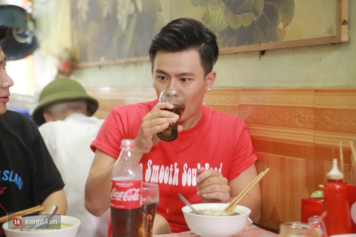 Đói Chưa Nhỉ: Theo chân 2 MC Bữa trưa vui vẻ tới quán phở nổi tiếng nhất Nam Định - Ảnh 8.
