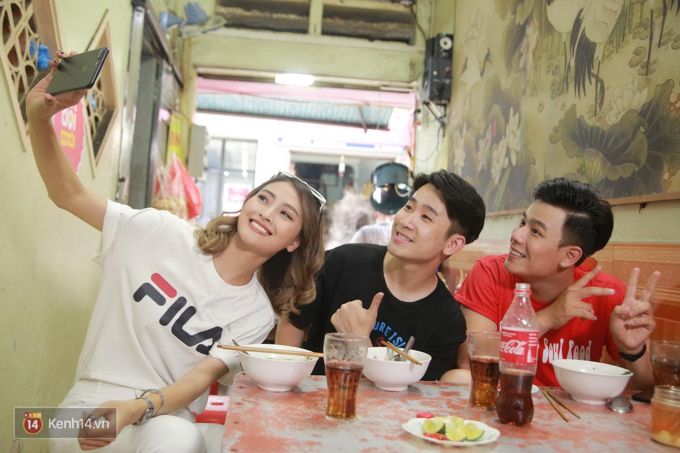 Đói Chưa Nhỉ: Theo chân 2 MC Bữa trưa vui vẻ tới quán phở nổi tiếng nhất Nam Định - Ảnh 10.