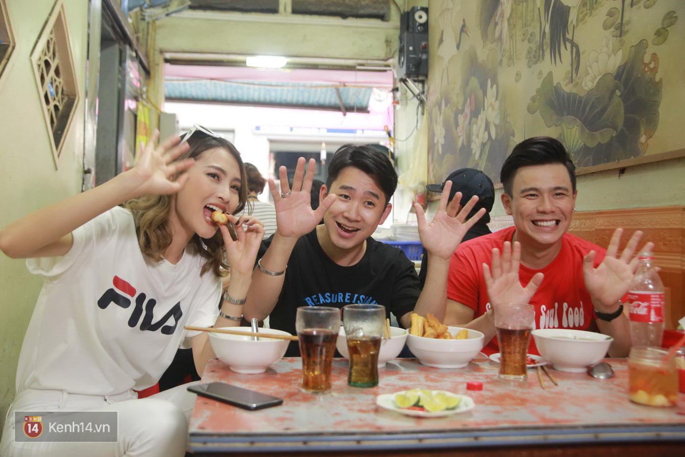 Đói Chưa Nhỉ: Theo chân 2 MC Bữa trưa vui vẻ tới quán phở nổi tiếng nhất Nam Định - Ảnh 6.