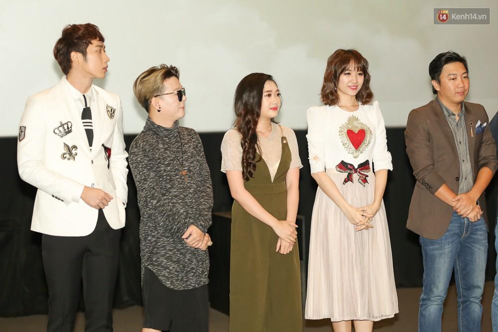 Trấn Thành không quan tâm đến kịch bản phim xuyên không do Hari Won tự sản xuất - Ảnh 3.