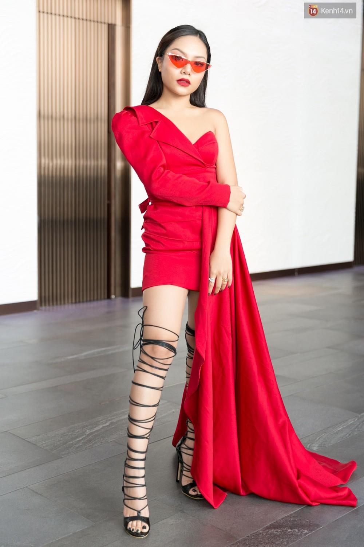 Miu Lê - Dương Hoàng Yến kín bưng, Ái Phương - Vũ Thảo My sexy ra mắt gameshow mới - Ảnh 3.