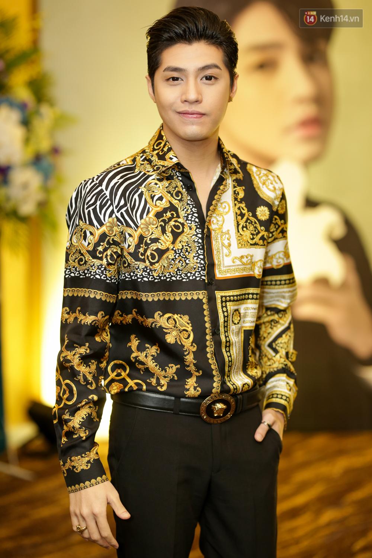 Noo Phước Thịnh đồng cảm với Chi Pu, phản đối suy nghĩ hát không hay mà làm ca sĩ là xúc phạm nghề - Ảnh 1.