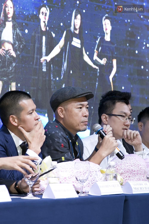 Miu Lê - Dương Hoàng Yến kín bưng, Ái Phương - Vũ Thảo My sexy ra mắt gameshow mới - Ảnh 16.